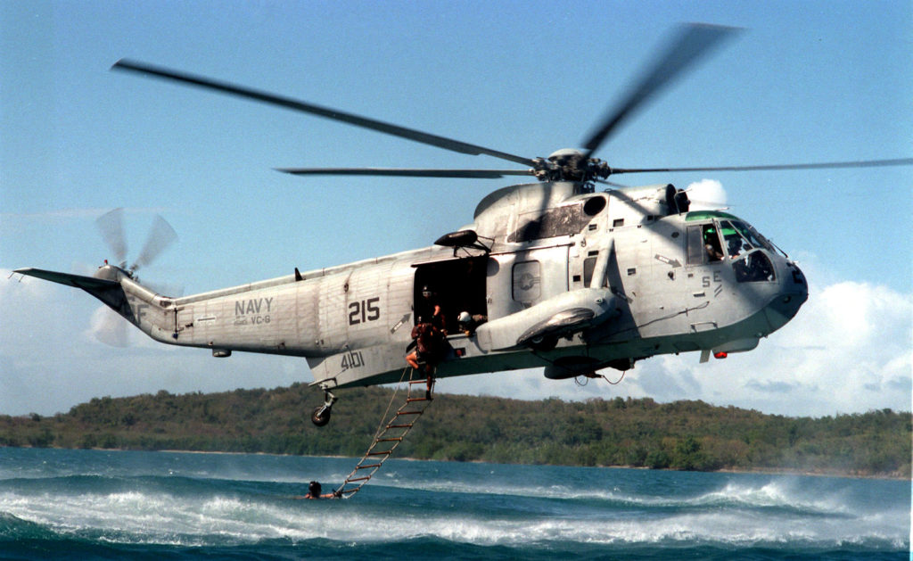 H-3 | CH-124 | WS-61 | MK41 Sea King