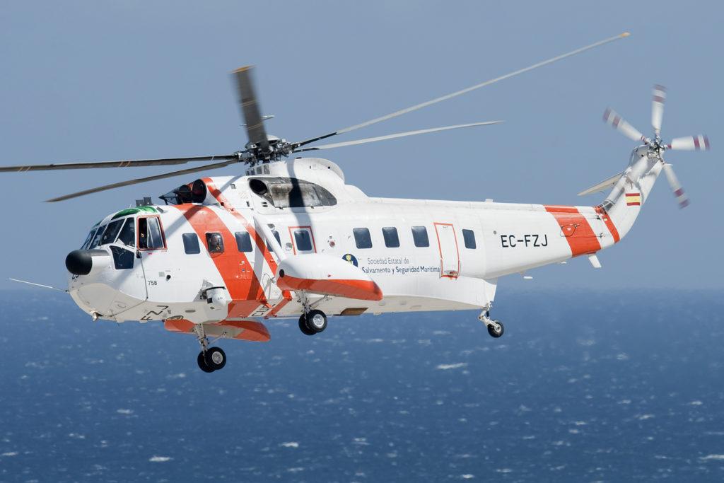 S-61N Sea King